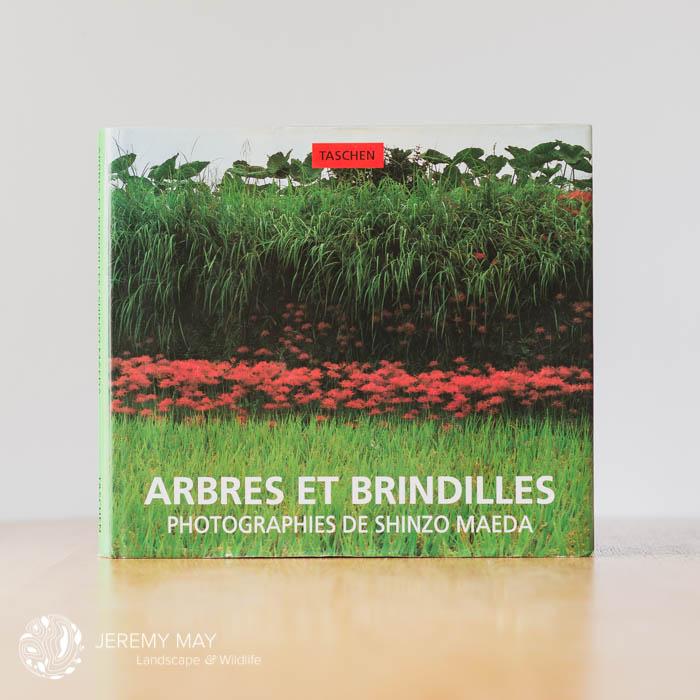 Arbres et brindilles, photographies de Shinzo Maeda au édition Taschen